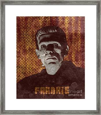Frankie Monster Framed Print by MMG Archives