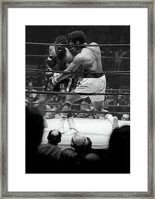 Frazier Ellis Ko Framed Print by Glenn McCurdy