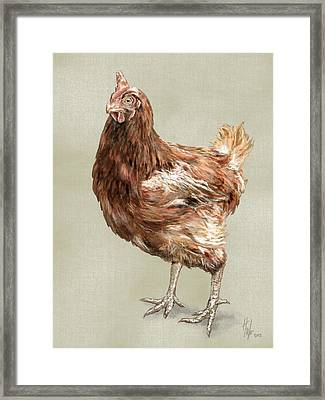 Free At Last Framed Print by Hannah Taylor