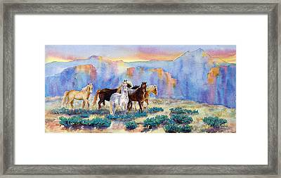 Freedom Framed Print by Mary Giacomini