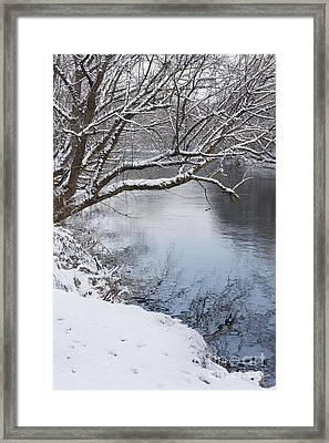 French Broad River  Framed Print by Jonathan Welch