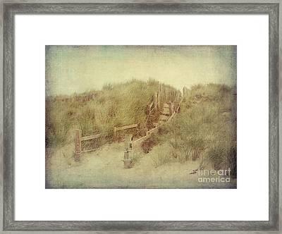 French Coast Beach #2 Framed Print by Svetlana Novikova