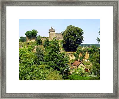 French Countryside Framed Print by Sophie Vigneault