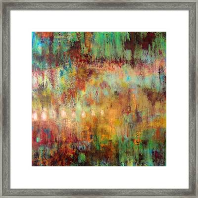French Province Framed Print by Katie Black