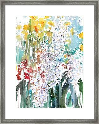 Fresh Pick No.380 Framed Print by Sumiyo Toribe