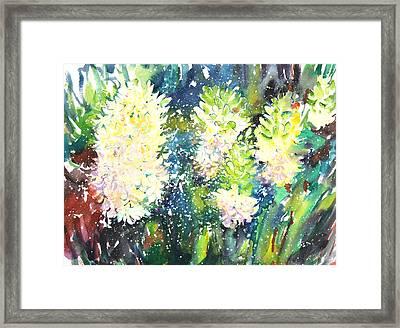 Fresh Pick No.390 Framed Print by Sumiyo Toribe