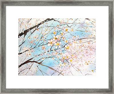 Fresh Pick No.392 Framed Print by Sumiyo Toribe