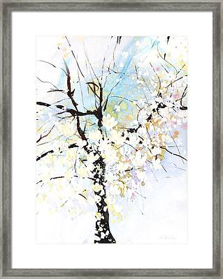 Fresh Pick No.394 Framed Print by Sumiyo Toribe
