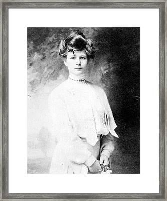 Frieda Lawrence (1879-1955) Framed Print by Granger