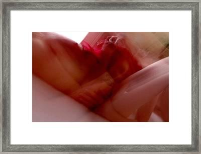 Friends And Lovers 2 Framed Print by Joe Kozlowski