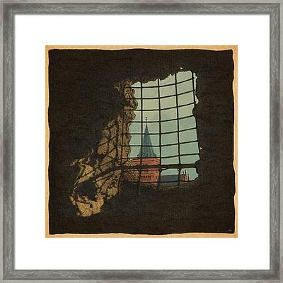 From A Castle Framed Print by Meg Shearer
