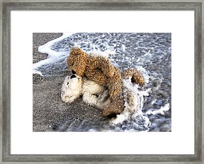 From Bear To Eternity - By William Patrick And Sharon Cummings Framed Print by Sharon Cummings