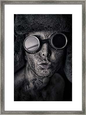 From Here With Love. Framed Print by Eugene Volkov