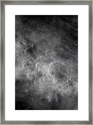 From Holes To Asteroids Framed Print by Loriental Photography