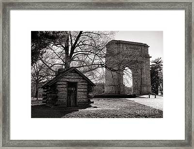 From Humble To Glorious Framed Print by Olivier Le Queinec