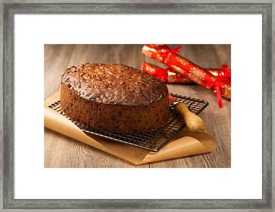 Fruit Cake Framed Print by Amanda And Christopher Elwell
