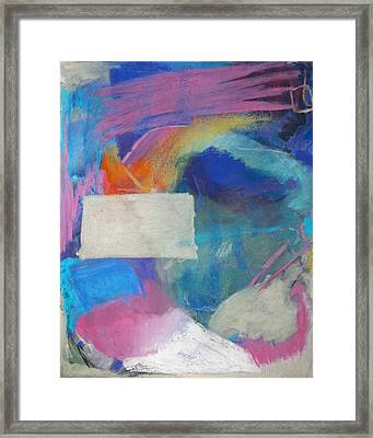 Fulcrum Two Framed Print by  Tolere