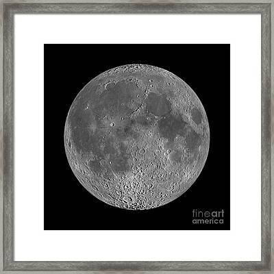 Full Moon 2 Framed Print by Jon Neidert