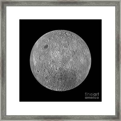 Full Moon Framed Print by Jon Neidert