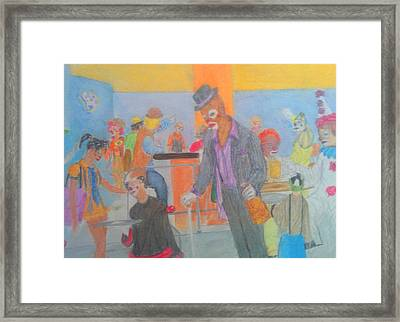 Full Tilt Framed Print by George Harrison