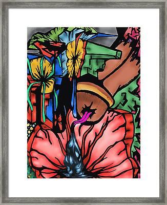 Fxxxsex Framed Print by Tiffany Selig