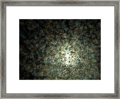 Gaia Fading B.69 Framed Print by Sora Neva