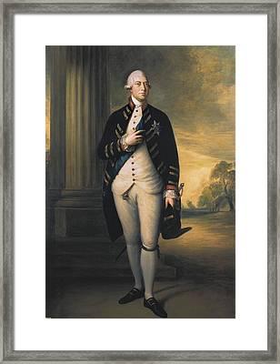Gainsborough, Thomas 1727-1788 Framed Print by Everett