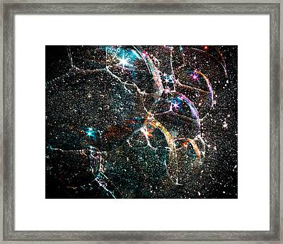 Starry Starry Night Framed Print by Karen Wiles