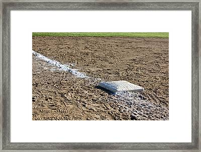 Game Over Framed Print by Bob Noble Photography