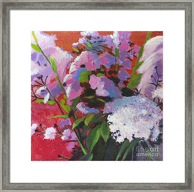 Garden Gifts Framed Print by Melody Cleary