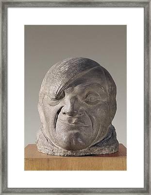 Gargallo, Pablo 1881-1934. Pablo Framed Print by Everett