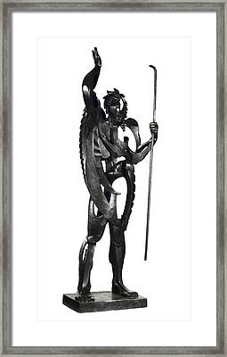 Gargallo, Pablo 1881-1934. The Great Framed Print by Everett