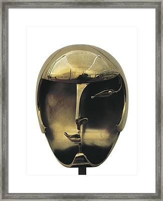 Gargallopablo 1881-1934. Kiki Framed Print by Everett