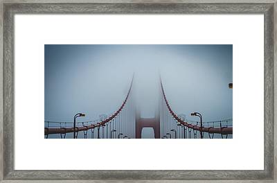 Gateway Framed Print by Cameron Howard