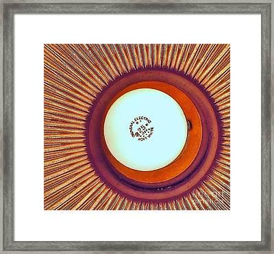General Electric 25 Framed Print by John King