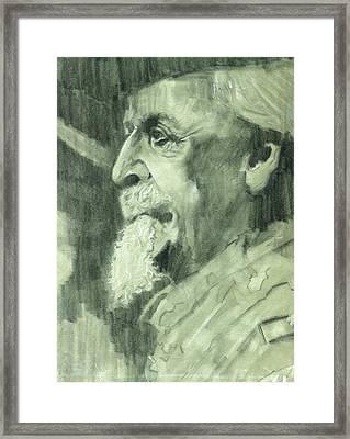 General Lee Framed Print by Luis  Navarro