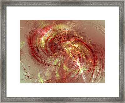Generally Well Received Framed Print by Jeff Iverson