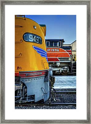 Generations Framed Print by Ken Smith