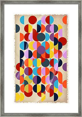 Geo Geo  Framed Print by Mark Ashkenazi