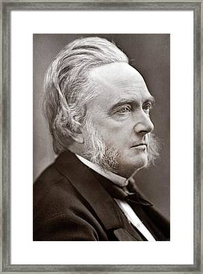 George Campbell Framed Print by Paul D Stewart