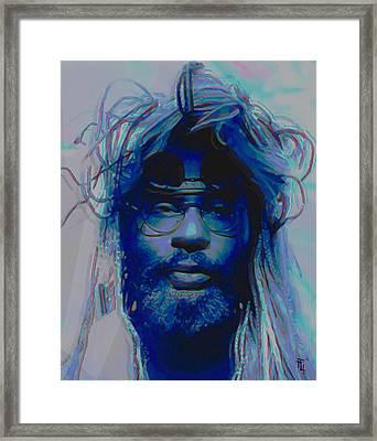 George Clinton Framed Print by  Fli Art