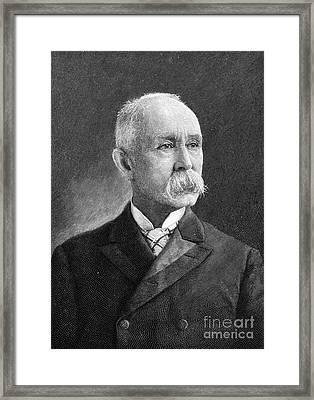 George Miller Sternberg Framed Print by Granger