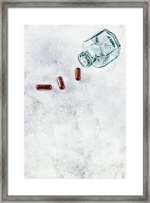 Get Well Soon Framed Print by Joana Kruse