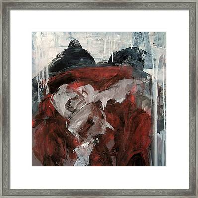 Ghost Story Framed Print by Alan Taylor Jeffries