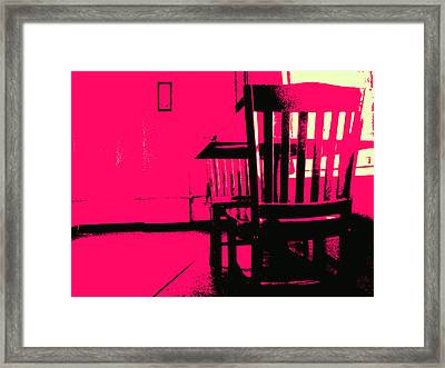 Ghosts Framed Print by Wendy J St Christopher