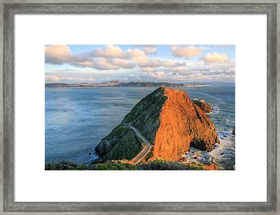 Gibraltar Framed Print by JC Findley
