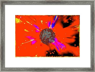Gifted  Framed Print by HollyWood Creation By linda zanini
