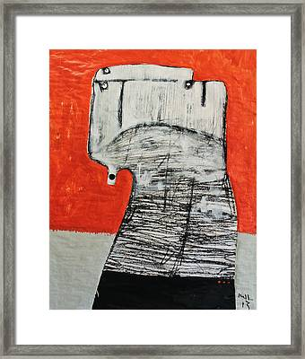 Gigantes No. 8 Framed Print by Mark M  Mellon
