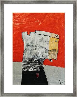 Gigantes No. 9 Framed Print by Mark M  Mellon