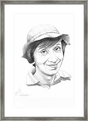 Giligan Framed Print by Murphy Elliott